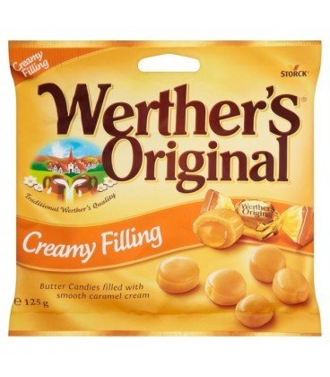 WERTHERS ORIGINAL CREAMY FILLING 1KG