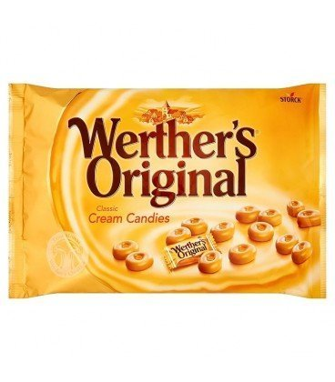 WERTHERS ORIGINAL TRADICIONAL 192 UDS