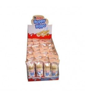 KINDER HAPPY HIPPO 28 UDS