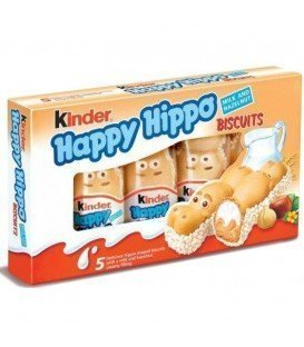 KINDER HAPPY HIPPO PACK 5UDS