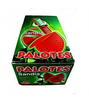 CAJA DE PALOTES SANDIA 200 UDS