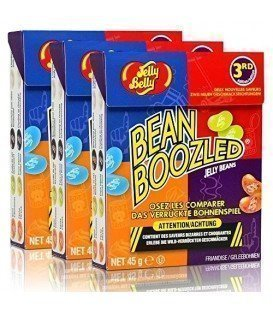 JELLY BELLY BEAN BOOZLED 45GRS PACK 3 CAJAS